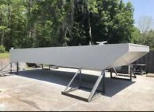 30x10x3 Steel Deck Barge Dock Repair Marine Construction