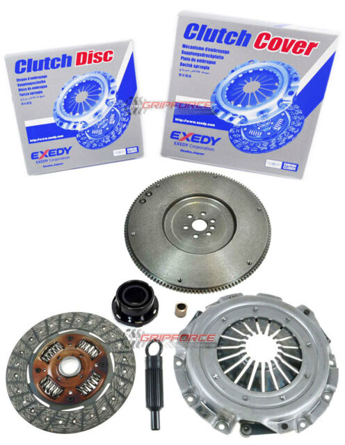 EXEDY CLUTCH KIT + FX CAST FLYWHEEL for 96-01 CHEVY S-10 GMC SONOMA PICKUP 2.2L