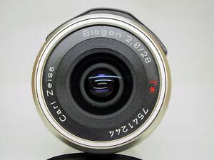 Contax G Zeiss Biogon 2,8/28mm in ottime condizioni