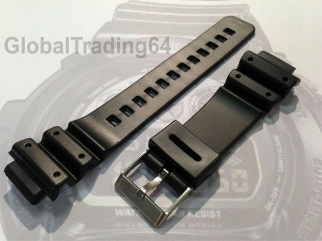 CASIO G-SHOCK Series Type PU RUBBER WATCH STRAP 16mm-25mm