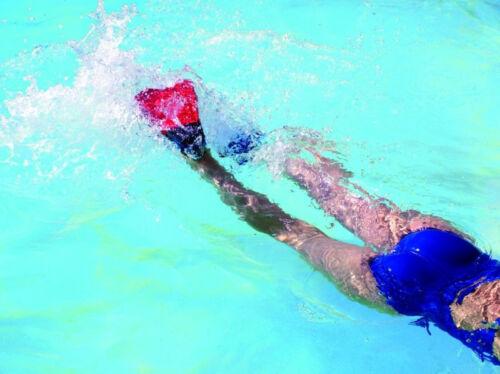 SHORT BLADE Rubber SWIM FINS Flippers Laps Fast Kick Training Pool Beach Scuba