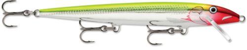 Rapala Original Floater F11 Balsa Jerkbait 4 3//8 inch Bass /& Walleye Hard Bait