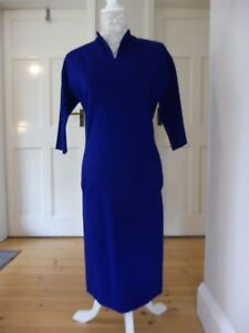 Bnwt Blue Dress Winser 6 Shift Ukrrr15 London In Miracle PFqPOv