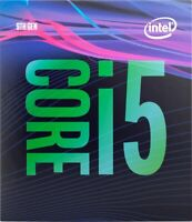 Intel Core i5-9400 Six-Core 2.9 GHz Socket LGA 1151 Desktop Processor with Enhanced Speedstep Technology