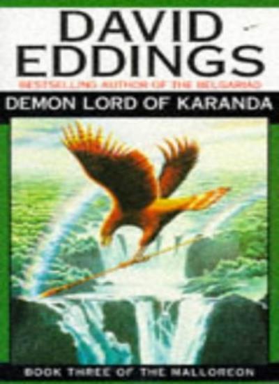 Demon Lord of Karanda (The Malloreon) By David Eddings. 9780552130196