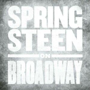 Bruce Springsteen – Springsteen On Broadway 4x Vinyl Lp Box Set (Sealed)