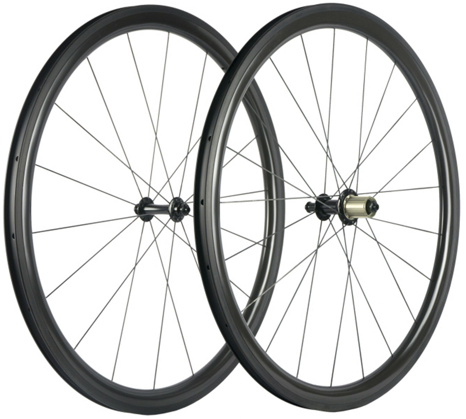 Only 1288g  Light Weight Road Bike Wheels 38mm 25mm U Shape Bicycle Wheelset 1420  outlet online
