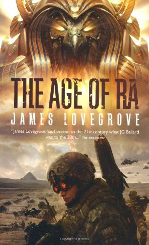 Age of Ra By James Lovegrove
