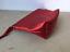 Porte-monnaie-034-DISCO-034-en-cuir-rouge-paillete miniature 2