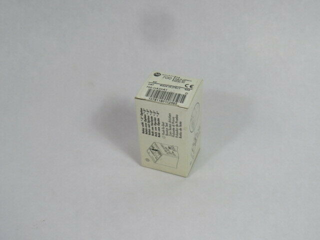 Allen-Bradley 700-HA33A1 Plug-In Relay 120Vac 10A 11-Pin SER. D ! NEW !