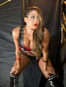 Nikki Bella Wwe Backstage Candid Photo 4x6 8x10 Select Size 0095