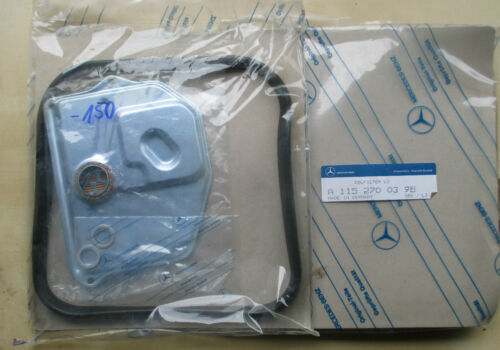 Filtre Original Mercedes Filtre hydraulique getriebefi. 1152700398 boîte de vitesses Filtre à huile