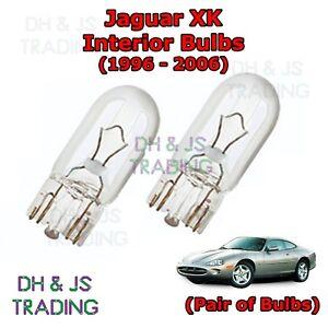 Details about Jaguar XK Interior Bulbs Interior Dome Bulb Lights Cabin  Light XK8/R MK1 (96-06)