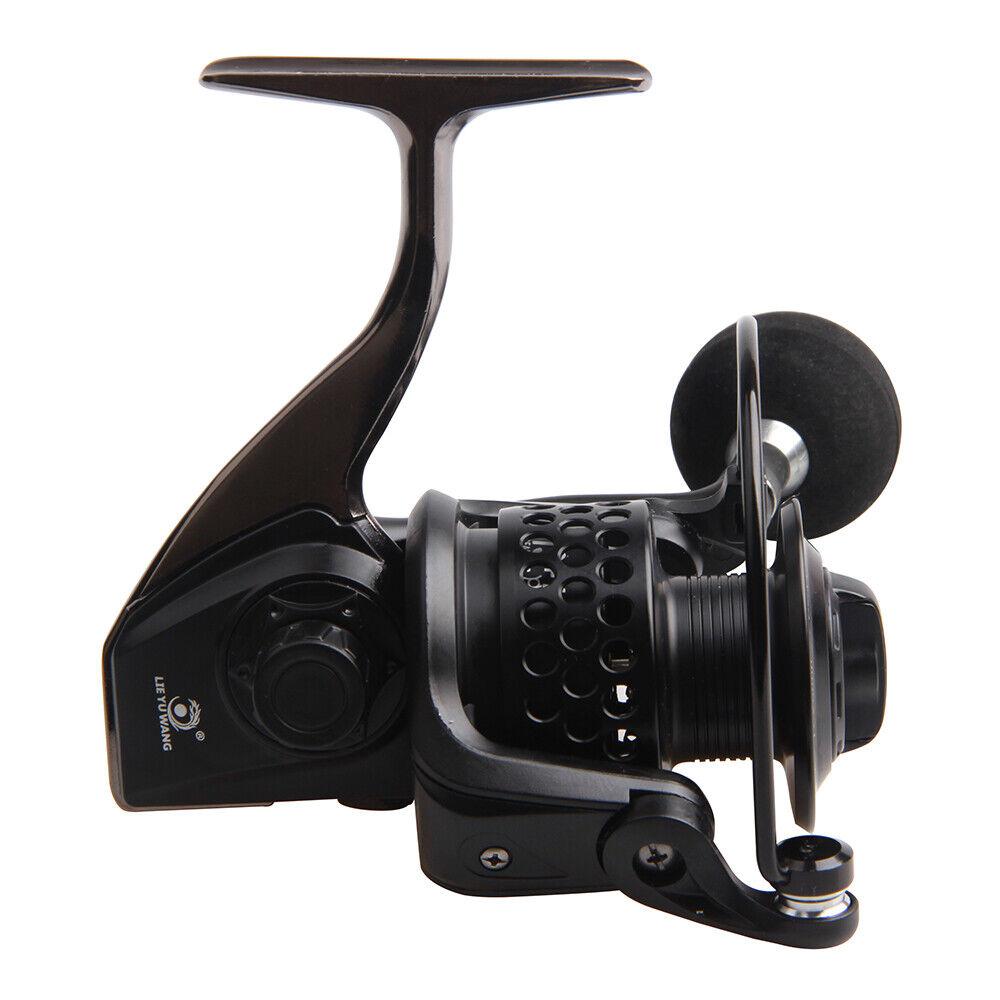 No Gap Aluminum Alloy Ocean or River Fishing Spinning Reel Hand Wheel ASK Series