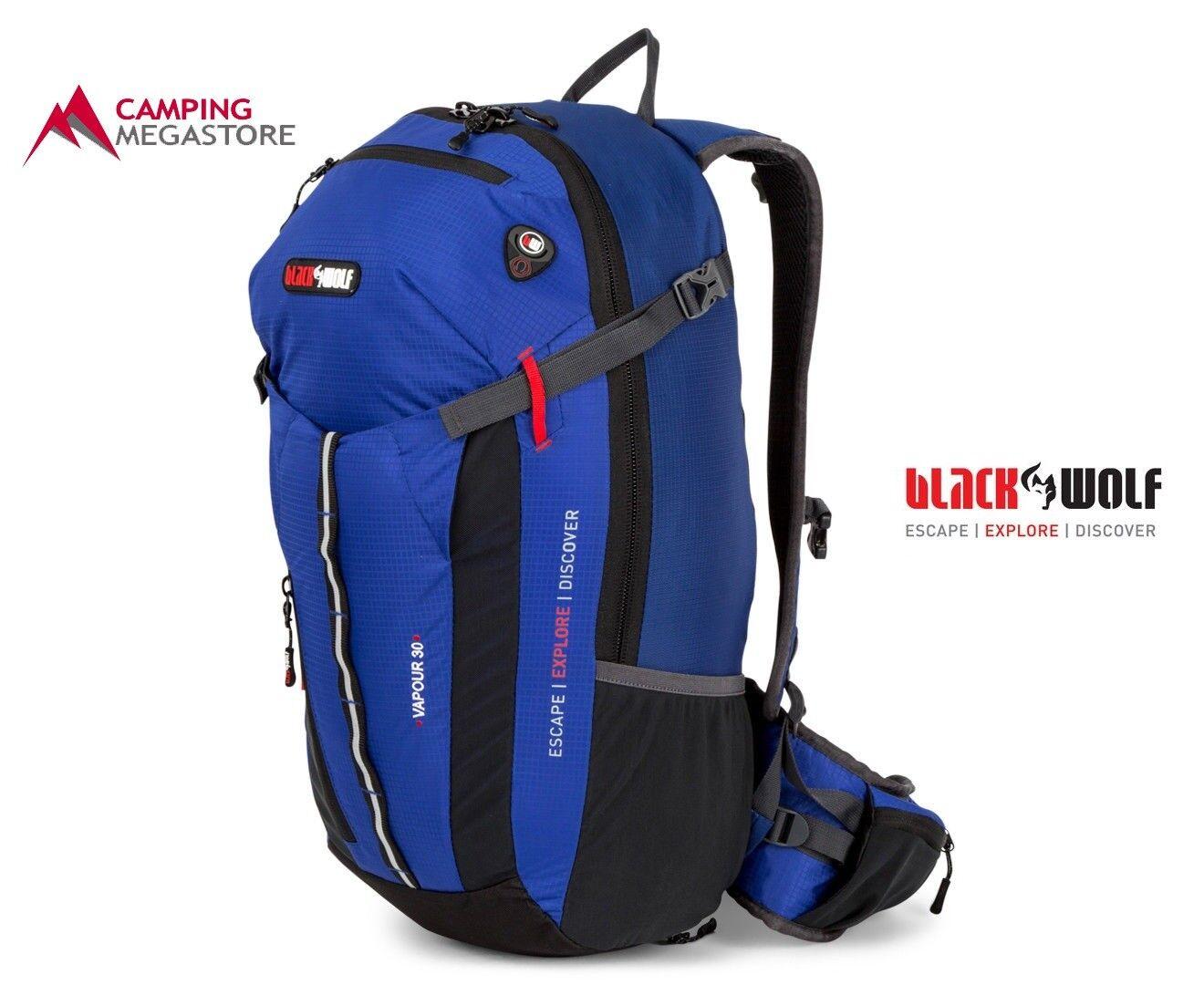 Paquete De  Vapor negrowolf 30L-Azul  Compra calidad 100% autentica
