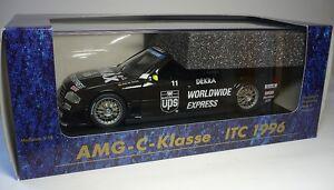 Mercedes C-Klasse DTC Itc 1996 J. V. Ommen 1:18 Exclusiv Cars