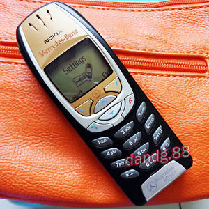 Refurbished nokia 6310i mercedes benz mobile cell original for Phone number for mercedes benz
