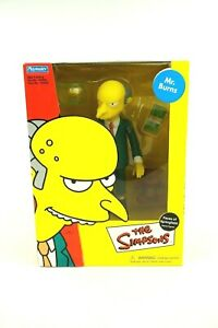 The-Simpsons-Faces-Of-Springfield-Mr-Burns-NOS-Figure-New-WOS