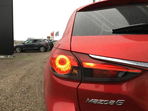 Mazda 6 2,0 Sky-G 165 Vision stc. - billede 5