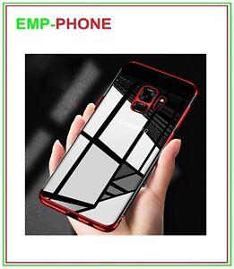 Cover-Custodia-Per-Samsung-S8-S9-A6-A7-A8-A9-J4-J6-2018-Plus-Trasparente-6Colori