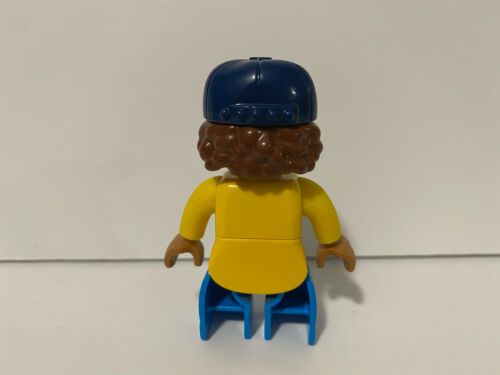 Lego Duplo Female Girl Minifig Figure World Animals ONLY  10907   NEW