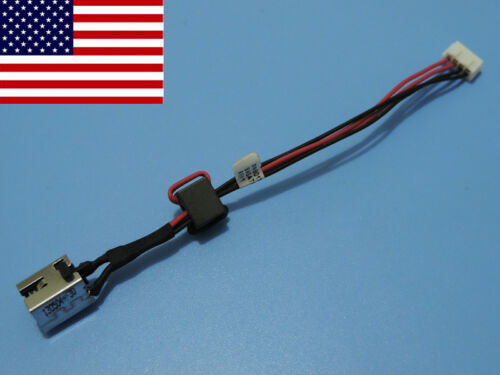 DC Power Jack Cable Harness for TOSHIBA SATELLITE L55 L55D L55DT 6017B0422501