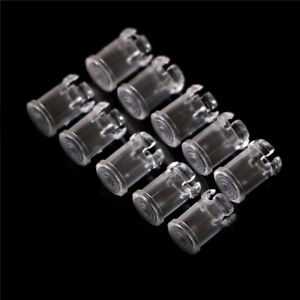 10Pcs-5Mm-Led-Light-Emitting-Diode-Lampshade-Protector-Clear-JD