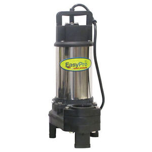 Easypro th750 6000 gph pond waterfall pump ebay for Best rated pond pumps