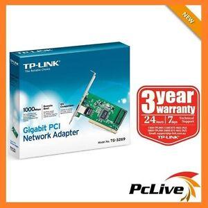 TP-Link-TG-3269-Gigabit-10-100-1000Mbps-PCI-Network-Adapter-LAN-Card
