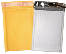 Kraft Or Tuff Bubble Mailers Choose Size Amp Quantity 1 3000 Available 0 4x7 Cd