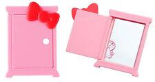 【Hello kitty×doraemon】 Collabo not for store rare mirror KAWAII japan limited