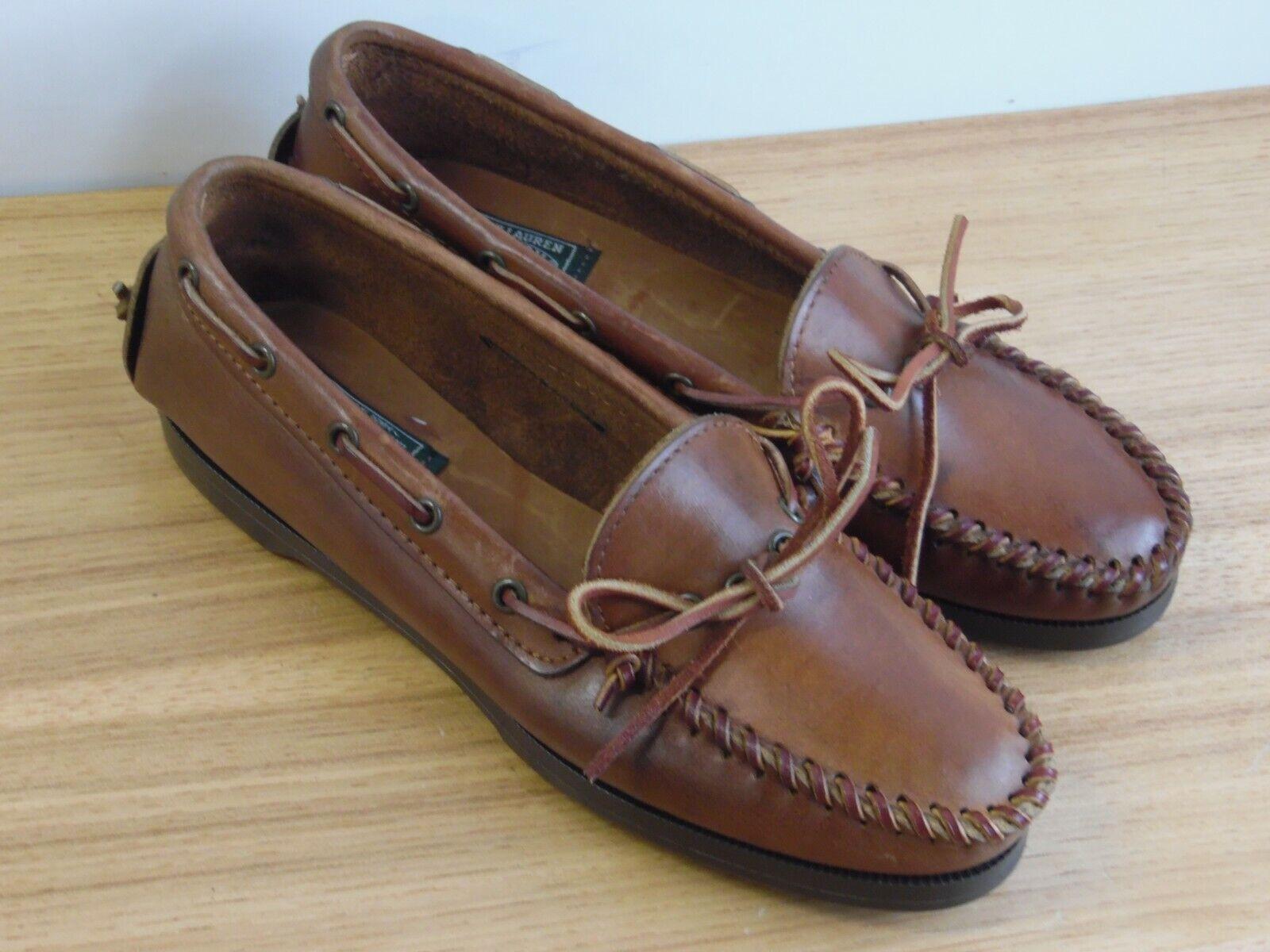 acquistare ora Vintage Polo Ralph Lauren Country Dry Goods scarpe scarpe scarpe Used Dimensione Uomo 7.5 B Loafers  fantastica qualità