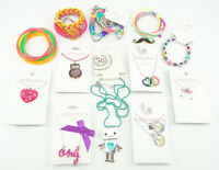Super Trendy Preteen Teen Necklace Bracelet Jewelry Lot Lot7
