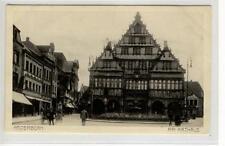 AK Paderborn. Rathaus, 1910
