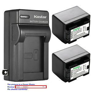 Kastar-Battery-AC-Wall-Charger-for-BP-727-amp-Canon-VIXIA-HF-R700-HFR700-Camera