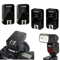 4pcs YongNuo YN-622N Wireless TTL Flash Trigger For Nikon Speedlite YN-568EX