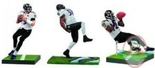 McFarlane NFL 2013 Baltimore Ravens Champ 3 Pack Flacco, Lewis & Jones