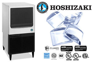 HOSHIZAKI COMMERCIAL ICE MACHINE SELF CONTAINED CRESCENT CUBERS WITH