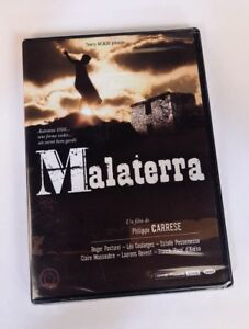 MALATERRA-DVD-FRANCE-EDITION-OUT-OF-PRINT-NEW-SEALED-PHILIPPE-CARRESE
