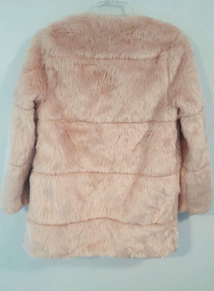 Metaphor Missy Pink Faux Fur Coat -Size M M M - NWT 3e9f2b