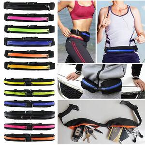 Bumbags-Running-Waist-Belt-Unisex-Sport-Jogging-Money-Mobile-Pack-Bum-Bags-Pouch