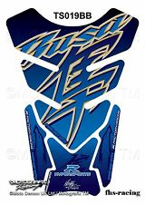 TS019BB , MOTOGRAFIX - Tankpad , Tankprotektor , Suzuki , TOP !!!