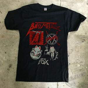 f57c98229 Babymetal Baby Metal 2014 World Tour The Big Fox T shirt REPRINT | eBay