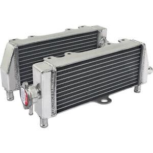 NEW-Kustom-MX-Hardware-KTM-450-525-EXC-03-07-Motocross-Dirt-Bike-Radiator-Set