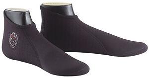 Akona-2mm-Low-Cut-Sock-Scuba-Diving-Snorkeling-Boot-NEW
