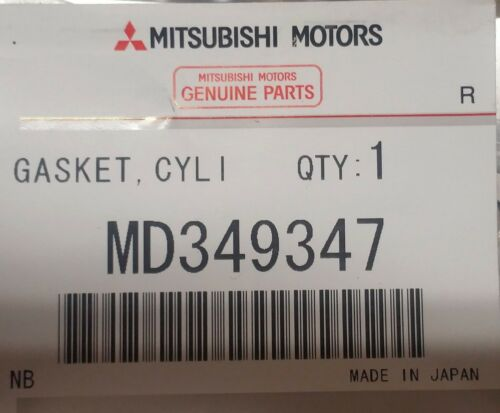 Genuine Mitsubishi DSM 90-99 Eclipse GST//GSX Talon TSi OEM Metal Head Gasket