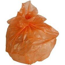 50X48 Garbage Bags. PlasticMill 65 Gallon 50 Bags//Case Black 3 Mil