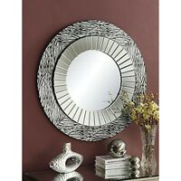 Acme Furniture 97225 Amara Accent Mirror-