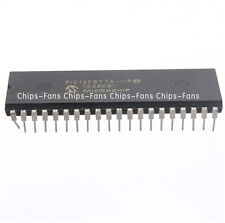 10Pcs MCU IC MICROCHIP DIP-40 PIC16F877A-I/P PIC16F877A CF