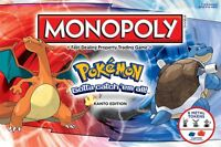 Monopoly: Pokemon Kanto Edition , New, Free Shipping on sale